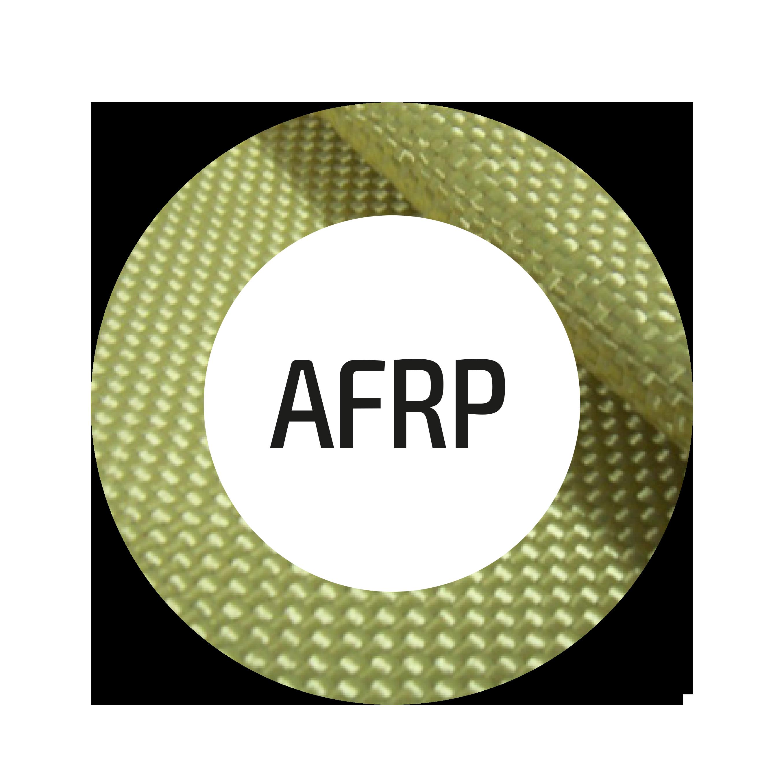 Materiale polimerico rinforzato con fibra aramidica